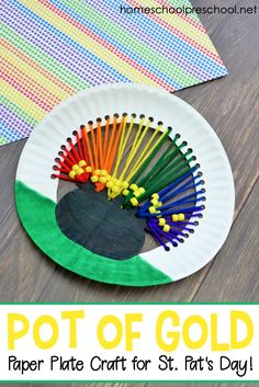 604 Best Kids St Patricks Day Activities Images In 2019 Crafts