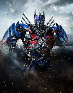 Optimus Prime from 2014's Transformers 4: Age of Extinction