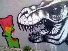 _ graffiti somewhere in telheiras - portugal _