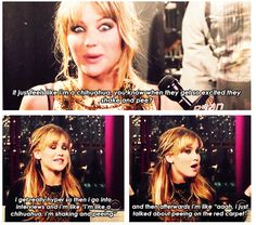 This is my favorite Jennifer Lawrence quote!