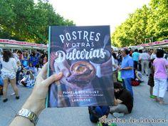 Postres y otras dulcerias, el libro de recetas de Pamela Rodriguez