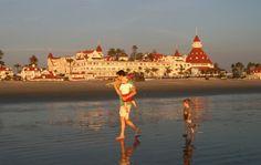 Coronado Beach #San Diego #FamTravel