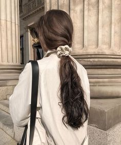 Pretty Hairstyles, Easy Hairstyles, Hair Inspo, Hair Inspiration, Looks Pinterest, Aesthetic Hair, Grunge Hair, Hair Dos, Her Hair