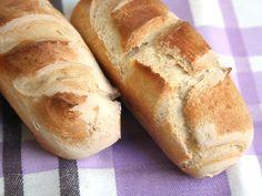 """Tartas sin Gluten .....365 dias sin gluten: Mini Baguettes """"Sin Gluten"""""""