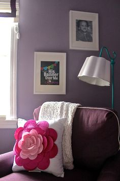 """Bring in the New Year with new color! 2014 ushers in Radiant Orchid Pantone Color of the Year. Crowned by the Pantone Institute as the """"it"""" color of..."""
