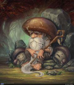 Старичок-Боровичок — Компьютерная графика и анимация — Render.ru