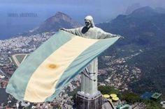 13 Imágenes que comprueban la superioridad futbolística del equipo argentino