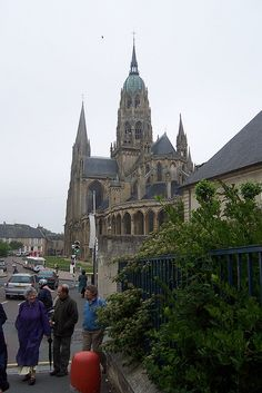 Bayeux France Cathedral (Normandy)