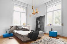 Bett · Kettnaker · Manufaktur für Möbel