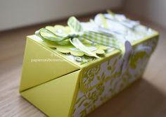 Hallo ihr Lieben,     heute zeigen wir Euch eine tolle Tricky-Box. Beim Stöbern im www haben wir diese tolle Idee auf YouTube gefunden... we...