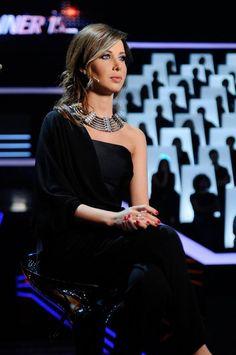 Nancy Ajram's stunning dress!