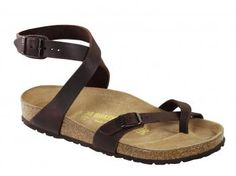 Yara by Birkenstock. Comfy and everyday styling.