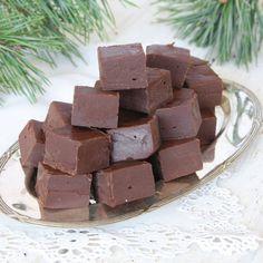 5-minfudge7 Munnar, Fika, All Things Christmas, Christmas Ideas, Starbucks, Fudge, Food And Drink, Gluten, Presents