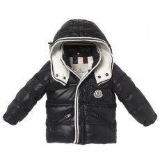 2773b42ccd7c FR Doudoune Moncler Pas cher - Doudoune Moncler enfant Bronson Noir Blouson  Noir, Kids Clothes