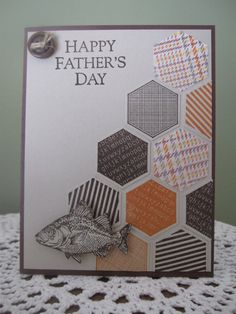 Handmade Greeting Card: Happy Father's Day by ConroysCorner