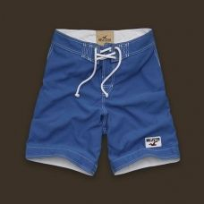 Hollister Mens Shorts Blue 001 UK http://www.abercrombieandfitchauk.co.uk