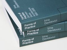 Forms of Practice | Cartlidge Levene