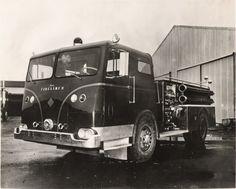 Fireliner fire truck