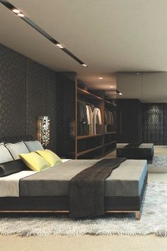 a bit masculine make some color tweaks and would be nice contemporary interior design for men houston tx 56 stylish and sexy masculine bedroom design