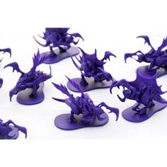 STARCRAFT II BAG OF MARINES AND ZERGLING ARMY MEN