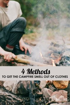 How to Get the Campfire Smell Out of Clothes Solo Camping, Camping Packing, Backpacking Tips, Diy Camping, Camping Checklist, Hiking Tips, Camping With Kids, Family Camping, Tent Camping