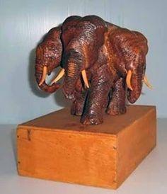 Erawan, éléphant à 3 têtes
