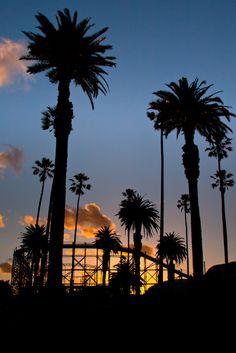 St Kilda Sunset, what a sight