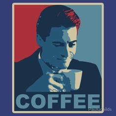 Twin Peaks shirt: Dale Cooper coffee