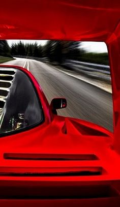 Ferrari F40~ #LadyLuxuryDesigns