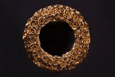 Handmade Tin Mirror by BoBoExports on Etsy