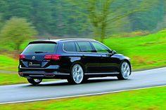 B&B Automobiltechnik voorziet nieuwe Volkswagen Passat van 300Pk