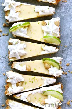 We're nearly midway through July, and it's time for an effortless dessert with a decidedly tropical feel. Enter this key lime coconut macadamia tart – while it's not quite t…