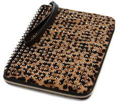 Christian Louboutin Studded iPad Cover.