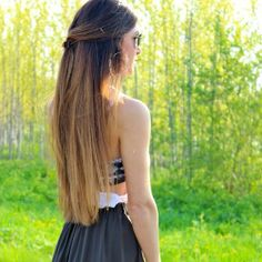 long hair | Tumblr