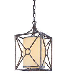 Troy Lighting FF5025 Maidstone Energy Smart 1 Light Outdoor Hanging Lantern