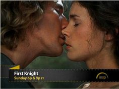 First Knight with Richard Gere & Julia Ormond
