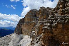 Dolomiti, Via Ferrata Cesare Piazzetta, Piz Boe m), Sella Group Nature Photography, Landscapes, Environment, Group, Places, Travel, Outdoor, Paisajes, Outdoors