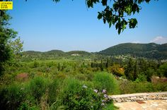 The view from Alexandros (Eastern Lefkada and the interior), excursions, Lefkada