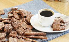 Przepis na proste i przepyszne ciasteczka mocno korzenne - lepsze od pierników. Idealne ciasteczka na Święta! Biscuits, Cereal, Beef, Cookies, Baking, Breakfast, Recipes, Food, Kitchen