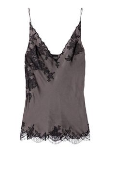 Silk and lace camisole, Carine Gilson Lingerie Couture - Get Kristen Stewart's Look from ELLE's June 2012 Cover