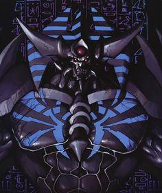 Obelisk the Tormenter - Yu-Gi-Oh! Yu Gi Oh, Yugioh Monsters, Anime Monsters, Anime Fantasy, Dark Fantasy Art, Obelisk The Tormentor, Epic Characters, Monster Cards, Nerd Art