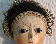 queen anne doll eyes...