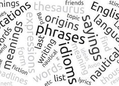 Phrases that begin with the letter 'P'