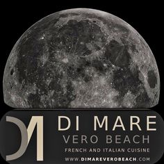 """Join us for a full moon dinner tonight.   Ok, the full moon might have been yesterday, but it still looks pretty full for today, which also, coincidentally is National Moon Day!   National Moon Day is observed annually on July 20 and commemorates the day man first walked on the moon in 1969. NASA reported the moon landing as being """"…the single greatest technological achievement of all time.""""  On that same note and backing up our headline, NASA also reports that though a full moon technical"""