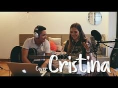 CRISTINA - Sebastián Yatra (Cover J&A) Musical, Videos, Cover, Youtube, Parts Of The Mass, Youtubers, Youtube Movies