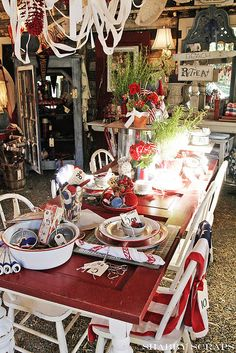 americana... for the love of that table