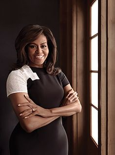 #FirstLady Of The United States 🇺🇸#MichelleObama is a lady in black and white on the cover of #Variety 