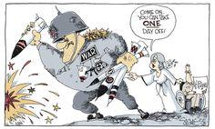 Signe Wilkinson Editorial Cartoon on GoComics.com