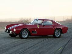 """Ferrari 250 GT Tour de France """"14 louver"""" Scaglietti Berlinetta '1957"""