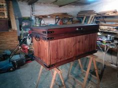 Pallet Chest Boxes & Chests